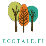 Ecotale uus logo
