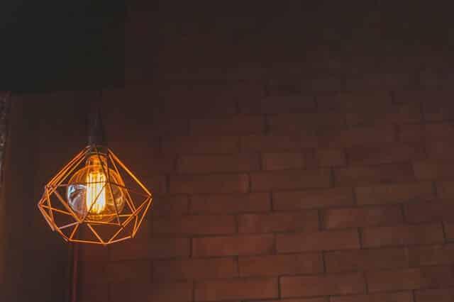 Pendant lamppu